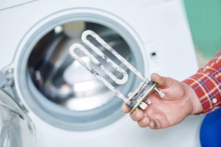 kalkaanslag verwarmingselement wasmachine